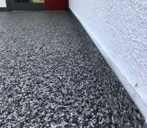 Steinteppich Eingangsbereich in Bonn